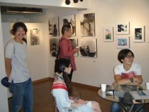 2011/09/07~09/12 写真研究部有志展(仮) 中央大学