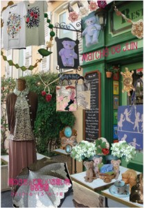 2012/6/13~6/18 ★Marche de Juin★-雨の日だって楽しいお買い物@表参道ー