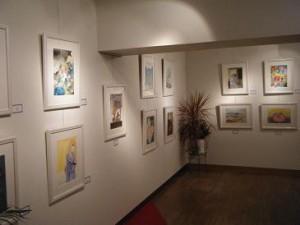2011/09/14~09/19 第13回 アートコンテスト選抜展 ~特別賞作品展~