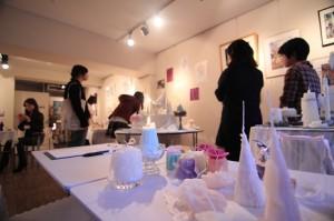 2014/1/16~1/19 第4回 アートコミュニティ展
