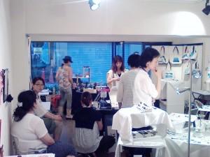 2014/8/7~8/10 第6回 アートコミュニティ展